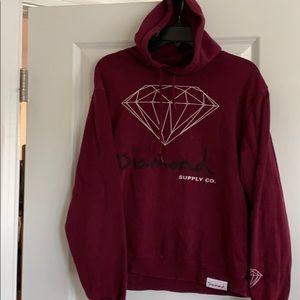 Diamond Supply Company hoodie